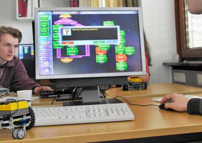 Experimentieren in der Informatik am Computer